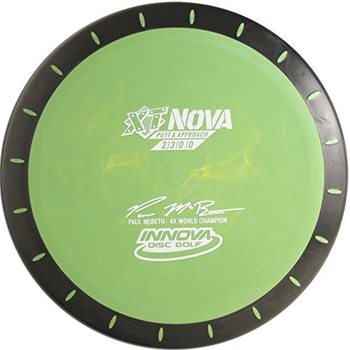 Innova XT Pro Line Nova Overmold Disc Golf Putt and Approach (Nova Disc Golf)