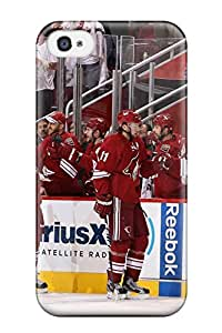 sandra hedges Stern's Shop phoenix coyotes hockey nhl (48) NHL Sports & Colleges fashionable iPhone 4/4s cases