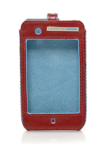 Piquadro Rosso Custodia Blue Square Touch Ipod qBzCr0q