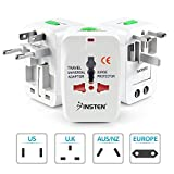 Best INSTEN Water Heaters - Insten Universal World Wide Travel Charger Adapter Plug Review