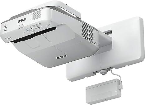 Epson EB-680Wi Video - Proyector (3200 lúmenes ANSI, 3LCD, WXGA ...