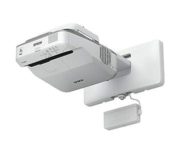 Epson EB-680Wi Video - Proyector (3200 lúmenes ANSI, 3LCD ...