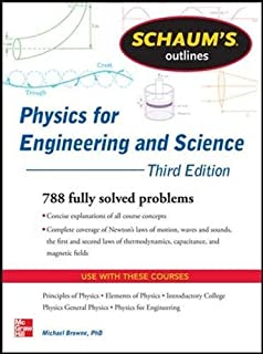 com schaum s solved problems in physics schaum s schaum s outline of physics for engineering and science 788 solved problems 25 videos