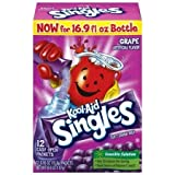 Kool-aid, Singles Drink Mix, Grape (Pack of 36)