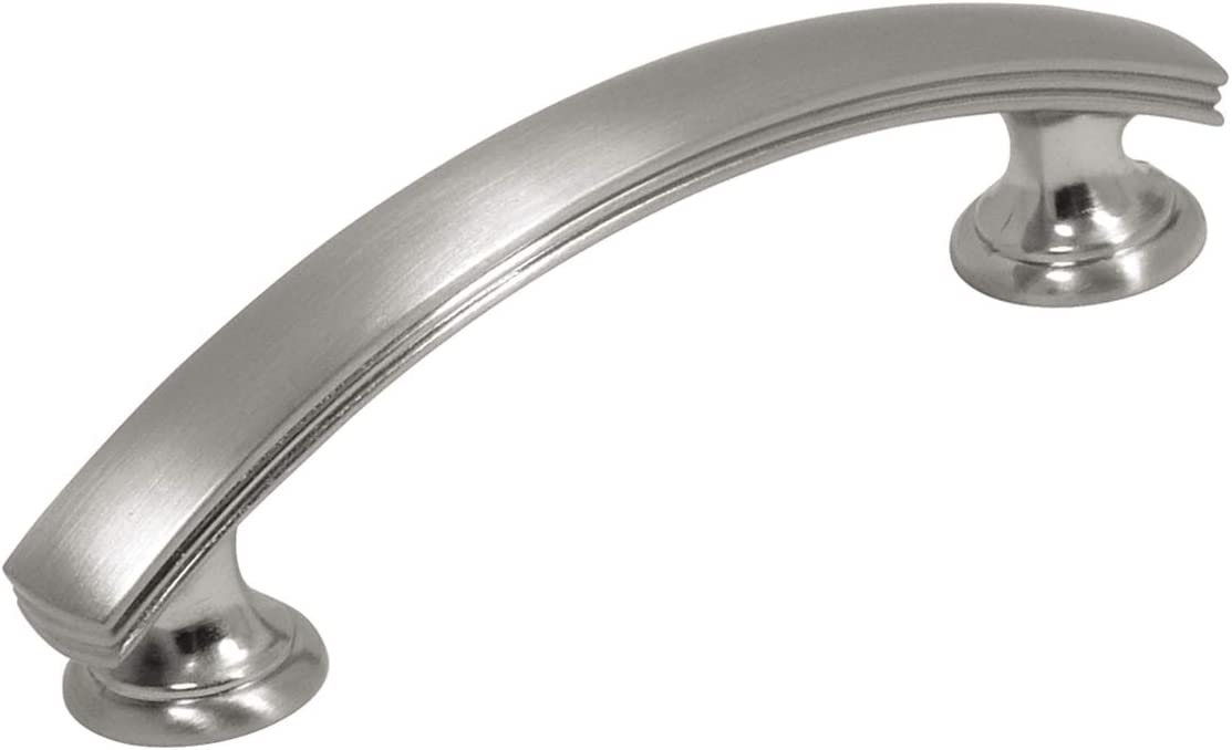 Hickory OFFicial site Hardware P2143-SN-10B Max 44% OFF American Diner Collection I 3 Pull