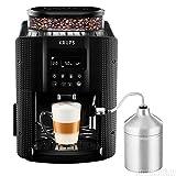 Krups EA8160 Super Fully Automatic Espresso Machine Coffee Maker, Black