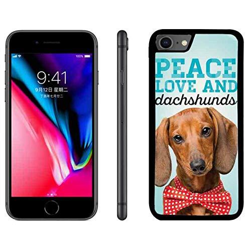 daschund iphone 8 case