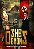 She Demons: Classic Science Fiction