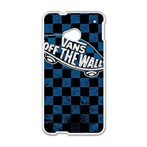 Happy Sport brand Vans creative design fashion cell phone case for HTC One M7