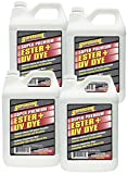 TSI Supercool E128-4CP Ester Oil Plus U/V Dye - 1 gallon, 4 Pack