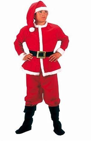 LLOPIS - Disfraz Infantil Papa Noel t-2: Amazon.es: Juguetes y juegos