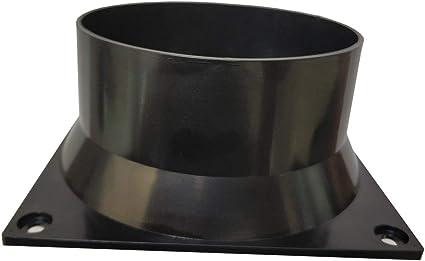 S9i E3 T9 V9 X3 L3 D3  A3 Fan Duct Cooling Shroud to 4 in Hose Antminer S9