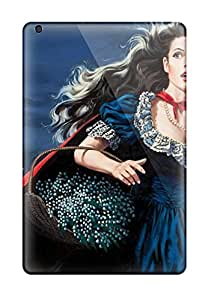 Hot Girl With The Red Cape Fashion Tpu Mini 2 Case Cover For Ipad 8171147J97434243