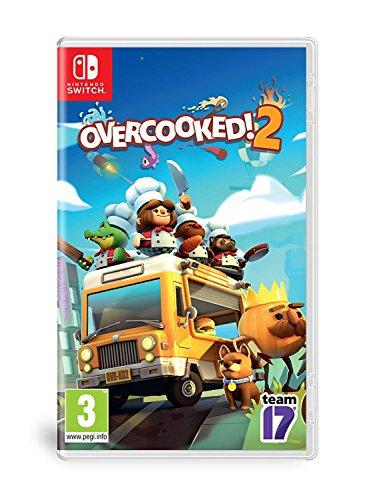 Overcooked! 2 (Nintendo Switch) UK IMPORT