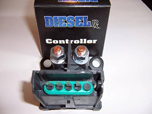 DieselRx DRX01005 Glow Plug Controller for Chevy 6.2L To 6.5L Engines - Pack of 1