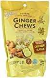 PRINCE OF PEACE Natural Ginger Candy Chews Clip Strip 8 Piece, 0.02 Pound