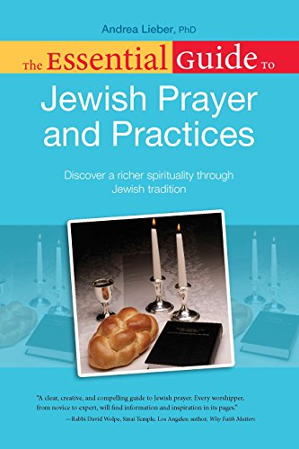 Jewish Prayers And Blessings - The Essential Guide to Jewish Prayer and Practices