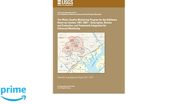 The Water-Quality Monitoring Program for the Baltimore ...
