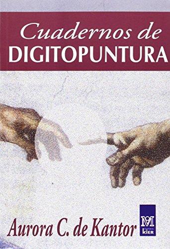 Cuadernos De Digitopuntura/digipoint Notebook (Medicina) (Spanish Edition)