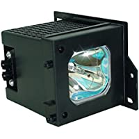 SpArc Bronze Hitachi UX21517 Television Replacement Lamp with Housing