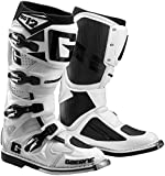 Gaerne SG12 Adult Off-Road Motorcycle Boots, White, 11