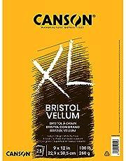 CANSON 400100867 XL Series Vellum Bristol