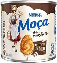 Doce de Leite com Coco, Moça, 370 g