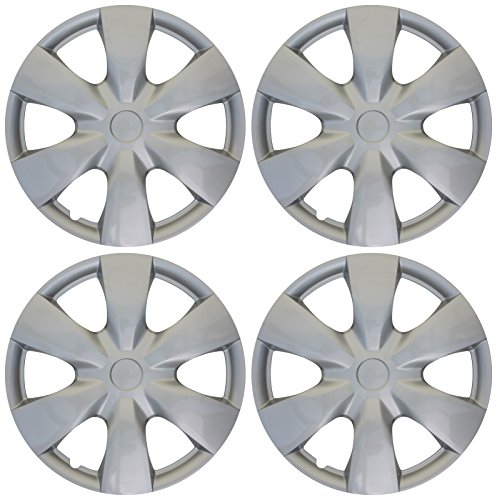 universal 15 inch hubcaps - 5