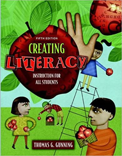 Amazon. Com: creating literacy instruction for all students.