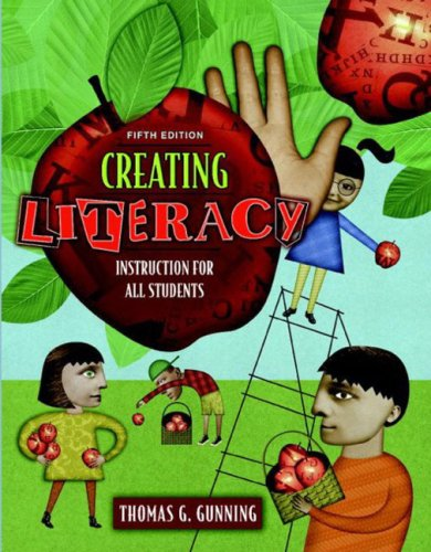 Creating Literacy Instruction for All Students, MyLabSchool Edition (5th Edition)