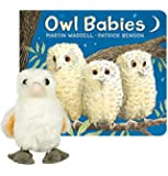 Owl Babies: Book and Toy