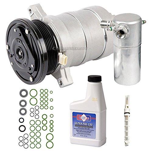 - AC Compressor w/A/C Repair Kit For Cadillac Allante 1989 1990 - BuyAutoParts 60-81876RK New