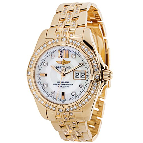 Breitling Windrider Cockpit swiss-automatic mens Watch H49350 (Certified Pre-owned)