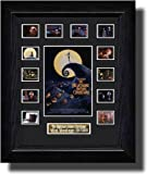 The Nightmare Before Christmas Filmcell, holographic serial numbered