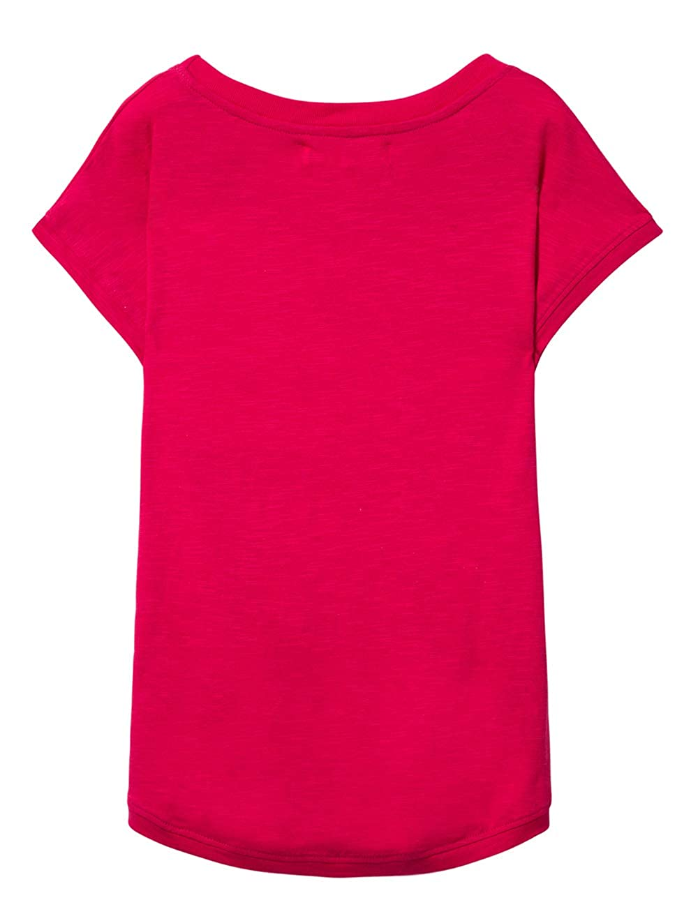 Camiseta para Ni/ñas TS/_calonge Desigual Girl Knit T-Shirt Short Sleeve
