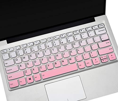 Protector de Teclado en Ingles p/ Lenovo Yoga 9i 7i 5i Rosa