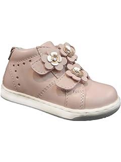 Balocchi BLC 481 673 30/35 Spring Chaussures en Cuir Rose Larmes de Bébé 31