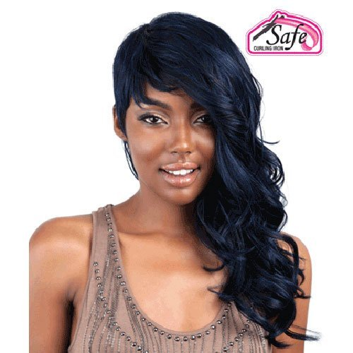 Rihanna Black Wig - ISIS Red Carpet Premium Synthetic Full