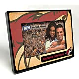 That's My Ticket NHL Vintage Look Wooden Picture Frame