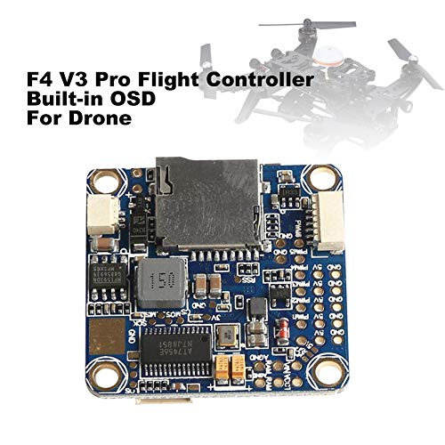 Wikiwand Betaflight Omnibus STM32F4 F4 Pro V3 Flight Controller Built-in OSD by Wikiwand (Image #6)