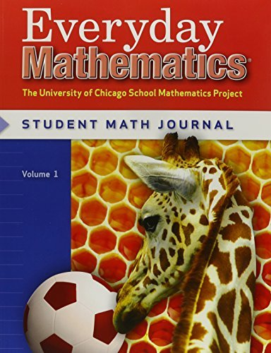Download By Max Bell - Everyday Mathematics, Grade 1: The University of Chicago School M (3 Csm Stu) (2007-07-15) [Paperback] pdf