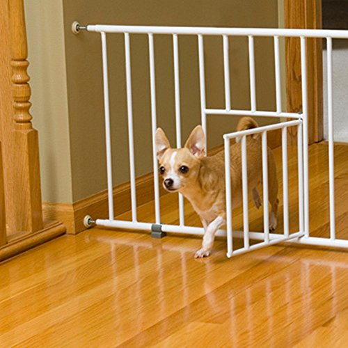 Mini Pet Gate with 6 in. Extension 51DwIb m7lL