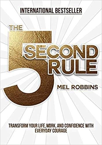 The 5 Second Rule Book by Mel Robbins in pdf