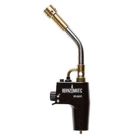 Review BernzOmatic 361472 BZ4500HS Heat