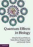 Quantum Effects in Biology