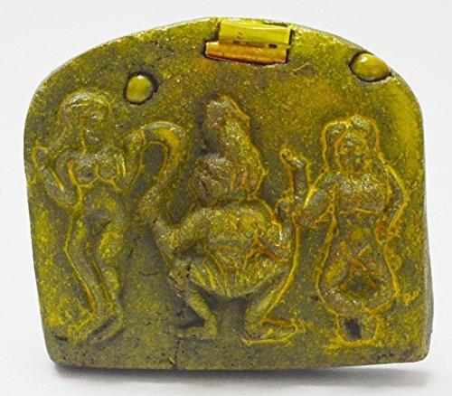 Amazing Magic Thai Amulets Casanova & Charm Lersi Nokdhed Ongkroo Mahasanaeh - Casanova Elephant