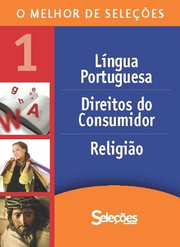 O melhor de Seleções 1 (Portuguese Edition)