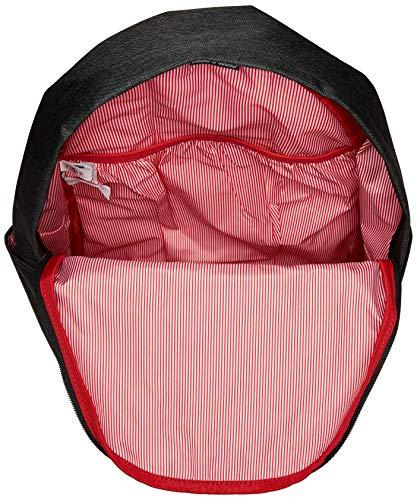 51DwLJ20PIL - Herschel Classic X-Large Backpack, Black Crosshatch, XL 30L