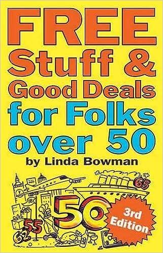 free stuff for seniors over 50