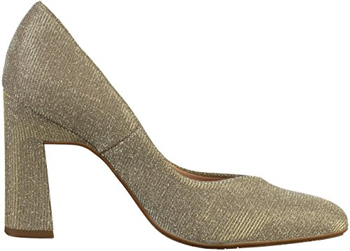 de 49291 de Kaiser Sand con Punta Peter Lona sable Tacón Zapatos Mujer Cerrada Silber q5txTxw8